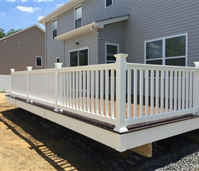 JOB ZACK BAYVILLE DECK