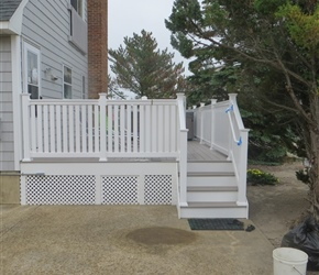JOB:PETER SEASIDE PARK DECK